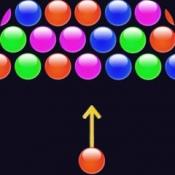 iPhone、iPadアプリ「バブルシューター」のアイコン