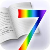 iPhone、iPadアプリ「7notes for iPad」のアイコン