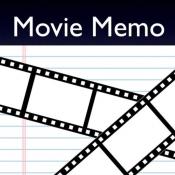 iPhone、iPadアプリ「むびめも-Movie Memo-」のアイコン