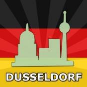 iPhone、iPadアプリ「デュッセルドルフ 旅行ガイド」のアイコン