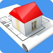 iPhone、iPadアプリ「Home Design 3D」のアイコン