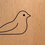 iPhone、iPadアプリ「Cuckoo クックー(鳩時計)」のアイコン