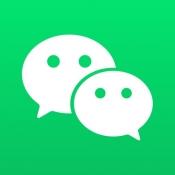 iPhone、iPadアプリ「WeChat」のアイコン