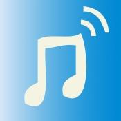 iPhone、iPadアプリ「着信音M!」のアイコン