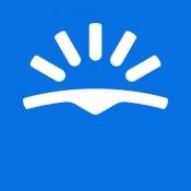 iPhone、iPadアプリ「Skyscanner (スカイスキャナー) 格安航空券検索」のアイコン