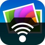 iPhone、iPadアプリ「PhotoSync - 写真やビデオの転送とバックアップ」のアイコン