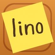 iPhone、iPadアプリ「lino - 付箋と写真を共有しよう!」のアイコン