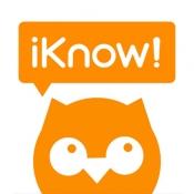 iPhone、iPadアプリ「英語学習 iKnow!」のアイコン