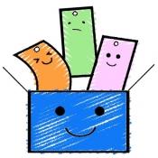 iPhone、iPadアプリ「単語Box」のアイコン