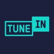 iPhone、iPadアプリ「TuneIn Radio」のアイコン