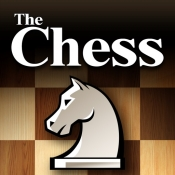 iPhone、iPadアプリ「ザ・チェス ~Crazy Bishop~」のアイコン