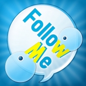 iPhone、iPadアプリ「フォロー管理 for Twitter (フォローチェック)」のアイコン
