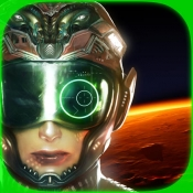 iPhone、iPadアプリ「Fractal Combat (フラクタル・コンバット)」のアイコン