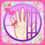 iPhone、iPadアプリ「運命の手相占い -Palmistry-」のアイコン