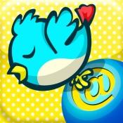 iPhone、iPadアプリ「TweetLink!」のアイコン