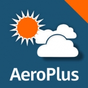 iPhone、iPadアプリ「AeroPlus Aviation Weather」のアイコン
