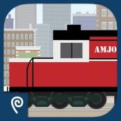 iPhone、iPadアプリ「電車を作ろう Lite」のアイコン