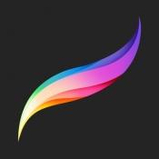 iPhone、iPadアプリ「Procreate」のアイコン