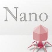iPhone、iPadアプリ「ナノノセカイ」のアイコン