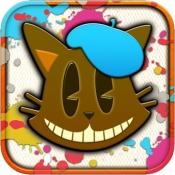 iPhone、iPadアプリ「Paint for Cats」のアイコン