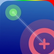 iPhone、iPadアプリ「NodeBeat - Playful Music」のアイコン