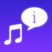 iPhone、iPadアプリ「SongsInfo」のアイコン