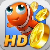 iPhone、iPadアプリ「Fishing Joy HD」のアイコン
