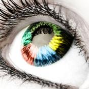 iPhone、iPadアプリ「Eye Colorizer - Color Contact Lens Cosplay Effect」のアイコン