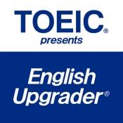 iPhone、iPadアプリ「TOEIC presents English Upgrader」のアイコン