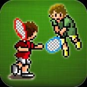iPhone、iPadアプリ「がちんこテニス」のアイコン