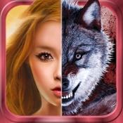 """iPhone、iPadアプリ「人狼ゲーム """"牢獄の悪夢""""」のアイコン"""