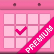 iPhone、iPadアプリ「Menstrual Calendar Premium」のアイコン