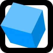 iPhone、iPadアプリ「i3D」のアイコン