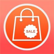 iPhone、iPadアプリ「底値で買う!」のアイコン