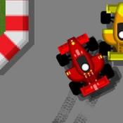 iPhone、iPadアプリ「Retro Racing」のアイコン
