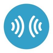 iPhone、iPadアプリ「SayHi翻訳」のアイコン