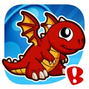 iPhone、iPadアプリ「DragonVale」のアイコン