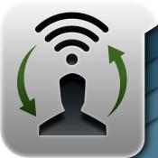iPhone、iPadアプリ「エアコンタクト(連絡先復元,バックアップ,エクスポート):Contacts Air Backup」のアイコン