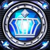 iPhone、iPadアプリ「Coin Kingdom HD : 超リアル3Dコイン落としゲーム+スロット コインキングダム」のアイコン