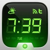 iPhone、iPadアプリ「目覚まし時計HD」のアイコン