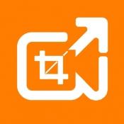 iPhone、iPadアプリ「写真切り取り」のアイコン