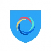 iPhone、iPadアプリ「HotspotShield VPN & Wifi Proxy」のアイコン