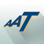 iPhone、iPadアプリ「AAT Mobile」のアイコン