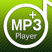iPhone、iPadアプリ「EZMP3 Player Pro」のアイコン