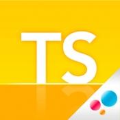 iPhone、iPadアプリ「タイムシート - IS - 出退勤管理」のアイコン