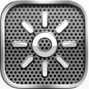 iPhone、iPadアプリ「明るさ調節」のアイコン