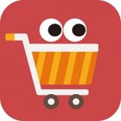 iPhone、iPadアプリ「買い物ポケットbyGMO」のアイコン