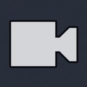 iPhone、iPadアプリ「無音ビデオ (Secret Video)」のアイコン