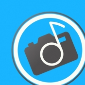iPhone、iPadアプリ「楽譜カメラ」のアイコン