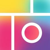 iPhone、iPadアプリ「PicCollage 写真&動画コラージュ」のアイコン